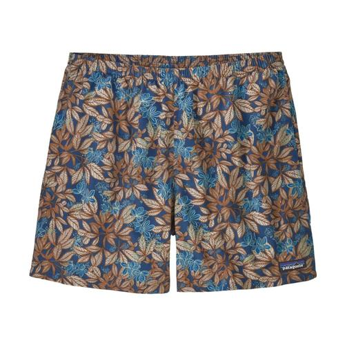 Patagonia Men's Baggies Shorts - 5in Blueleaf_hlsb