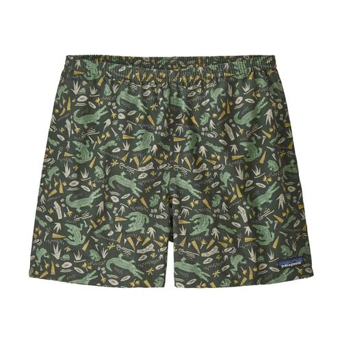 Patagonia Men's Baggies Shorts - 5in Kale_abkg