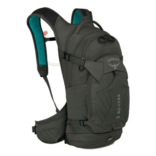 Osprey Raptor 14 Hydration Pack Cedargreen