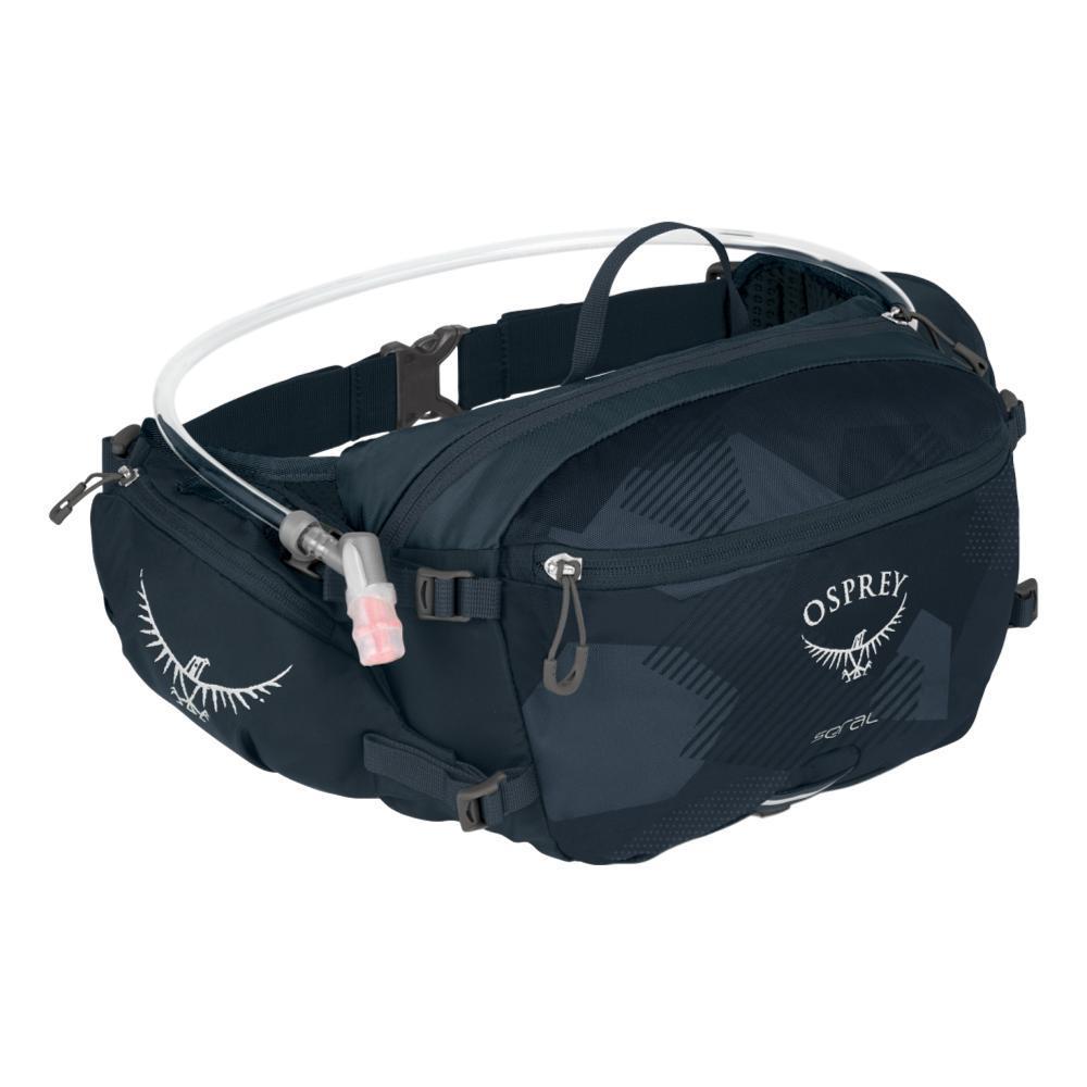 Osprey Seral with 1.5L Reservoir Hydration Lumbar Pack SLATEBLUE