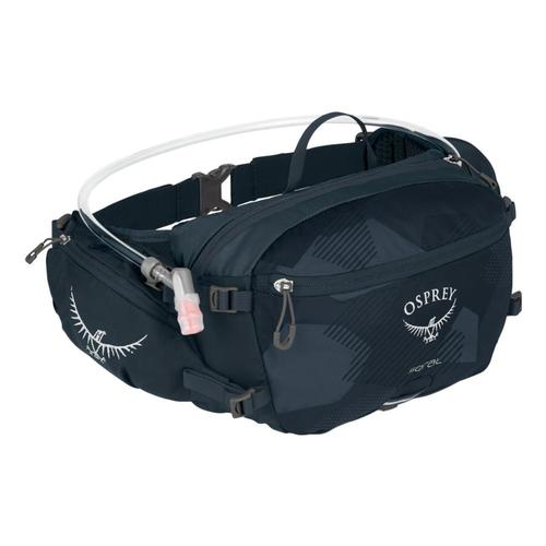 Osprey Seral with 1.5L Reservoir Hydration Lumbar Pack Slateblue