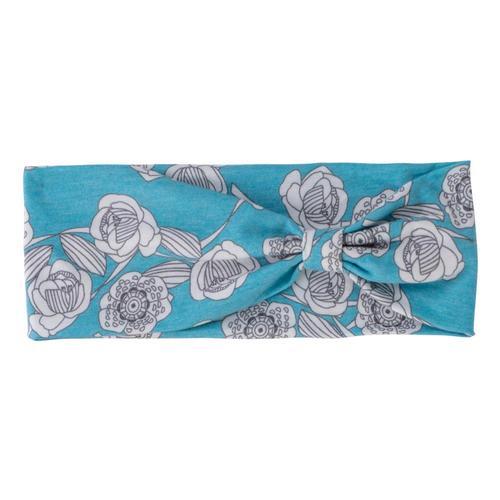 Pistil Women's Peony Headband Blue_blu