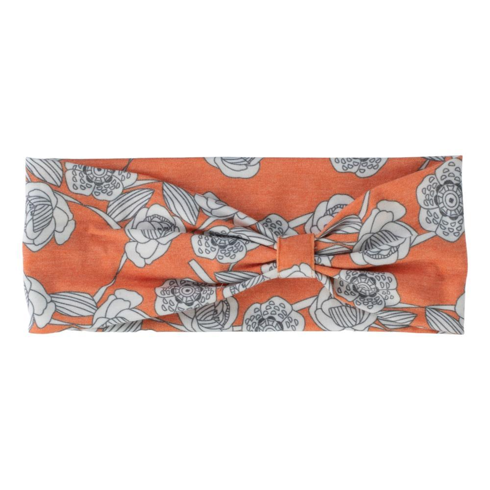 Pistil Women's Peony Headband ORANGE_ORG