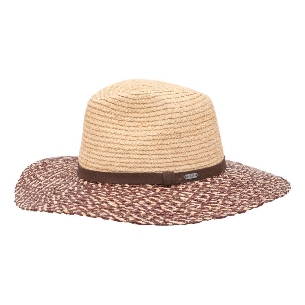 Pistil Women's Wynette Sun Hat BROWN_BRW