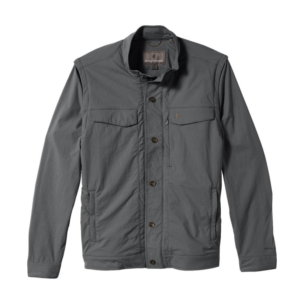 Royal Robbins Men's Traveler Convertible Jacket II CHARCOAL_18