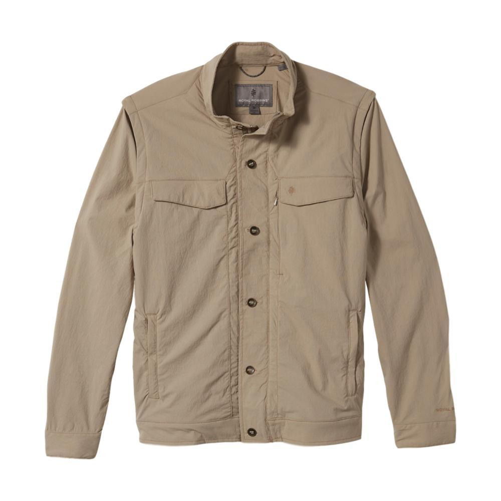 Royal Robbins Men's Traveler Convertible Jacket II KHAKI_59
