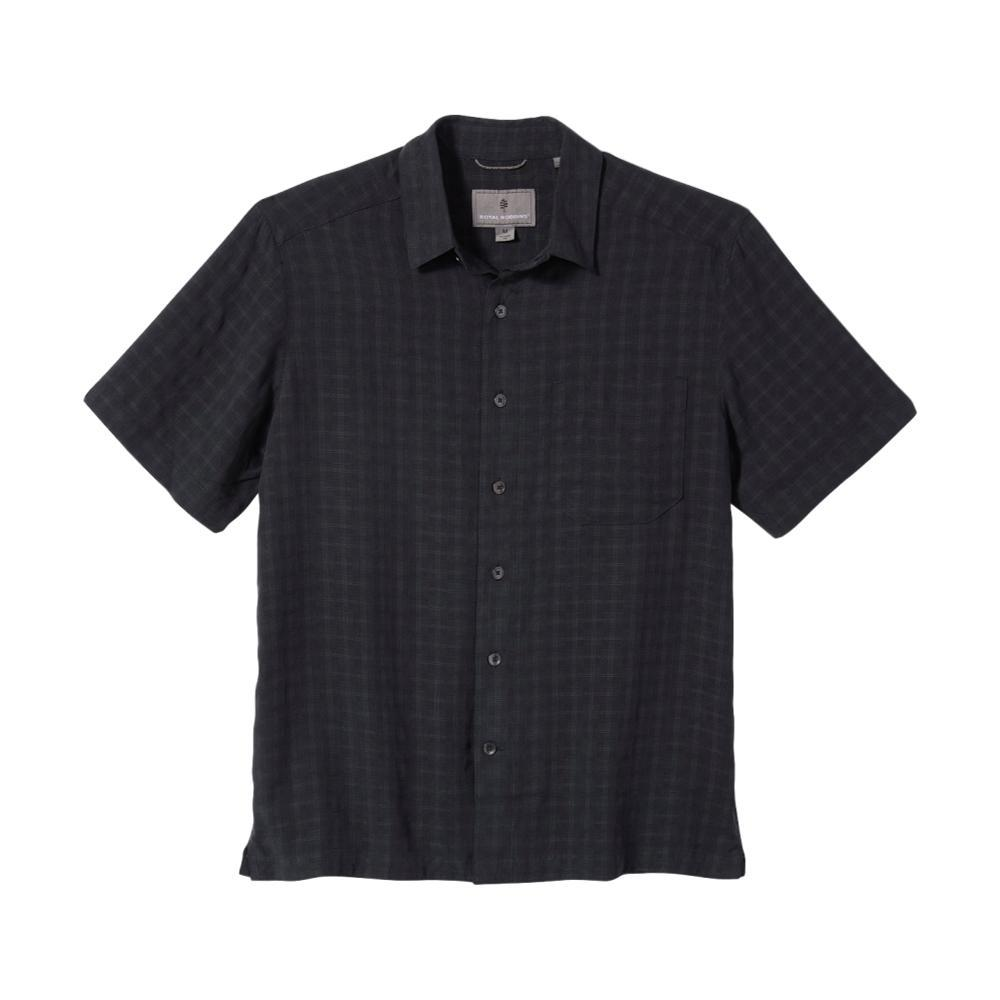 Royal Robbins Men's San Juan Dry Short Sleeve Shirt OBSIDEAN_67