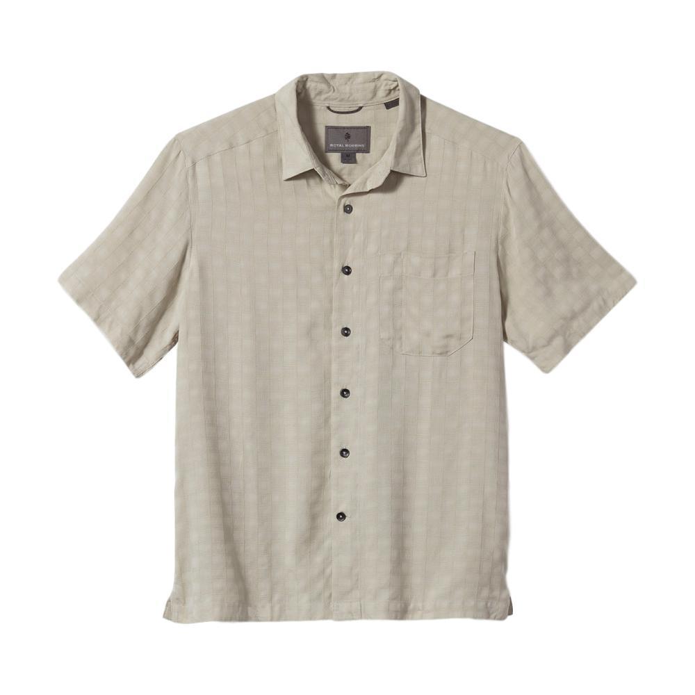 Royal Robbins Men's San Juan Dry Short Sleeve Shirt STONE_151