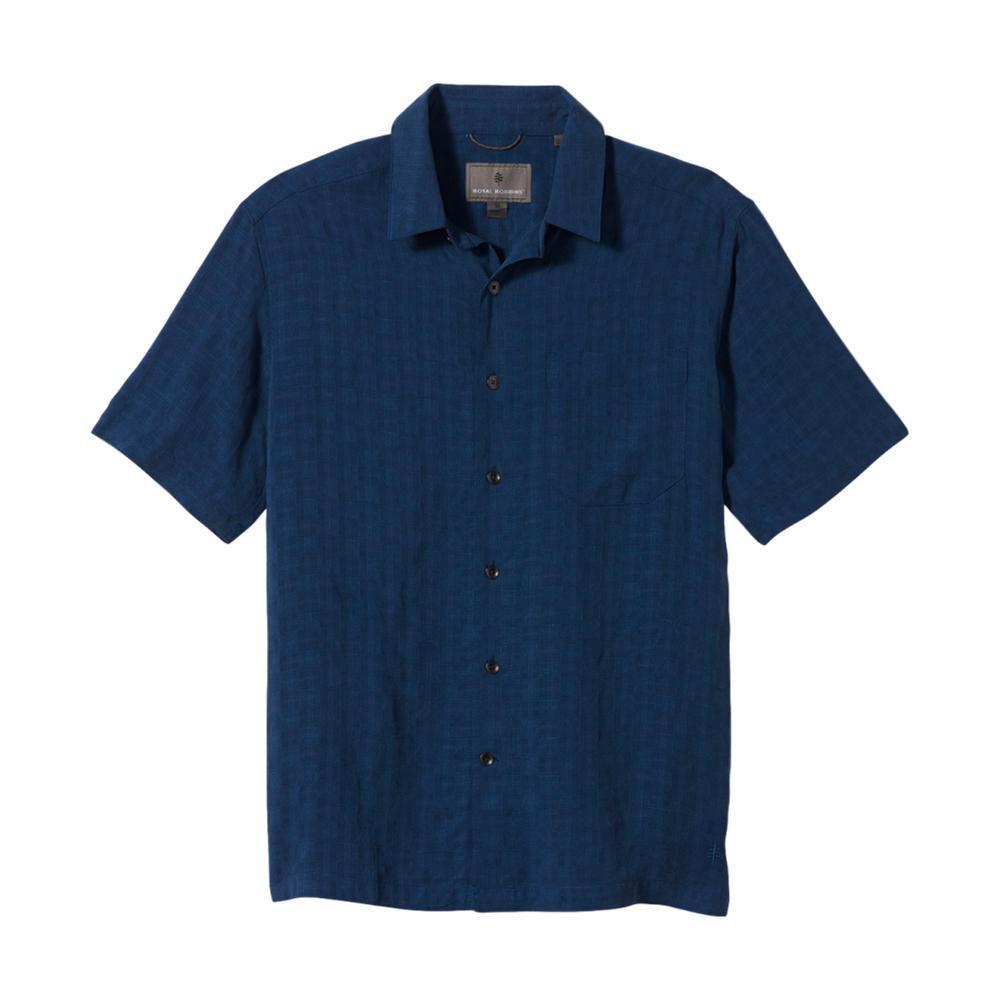 Royal Robbins Men's San Juan Dry Short Sleeve Shirt TWILIGHT_707