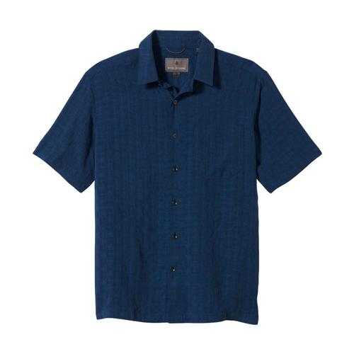 Royal Robbins Men's San Juan Dry Short Sleeve Shirt Twilight_707