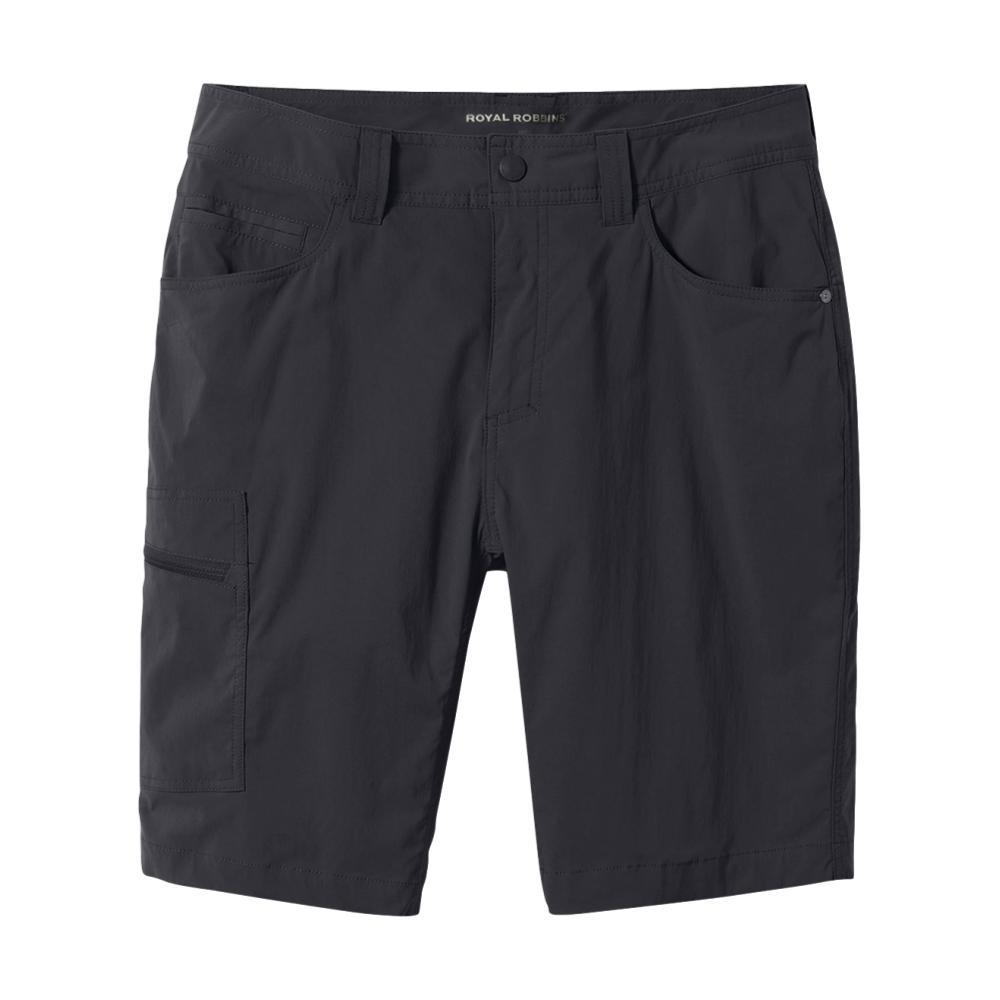 Royal Robbins Men's Active Traveler Stretch Shorts ASPHALT_568
