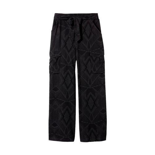 Royal Robbins Women's Spotless Traveler Cargo Pants Asphalt_568