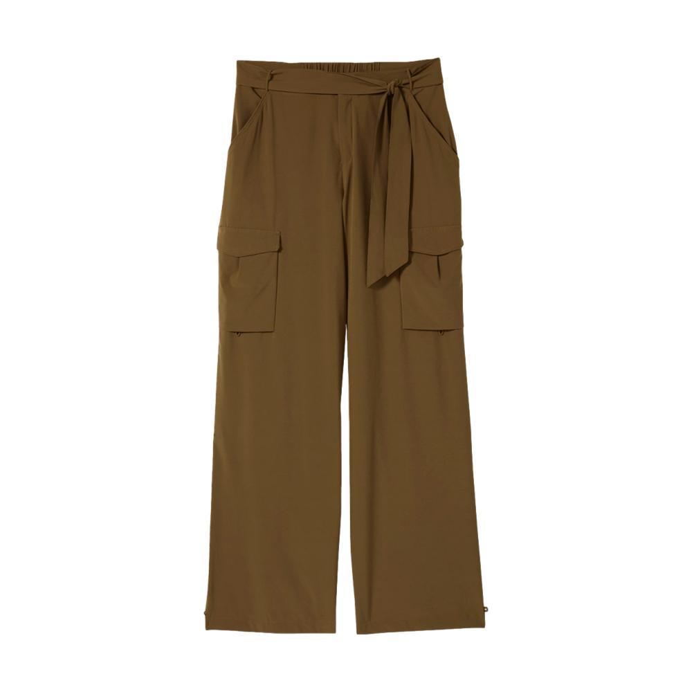 Royal Robbins Women's Spotless Traveler Cargo Pants LIZARD_605