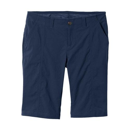 Royal Robbins Women's Discovery III Bermuda Shorts Deepblue_722
