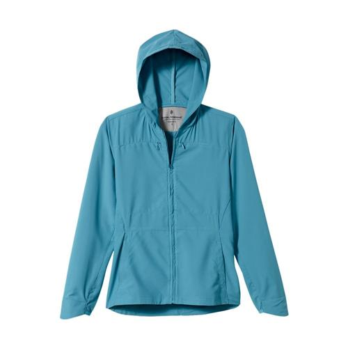 Royal Robbins Women's Expedition Hoody Adriatic_896