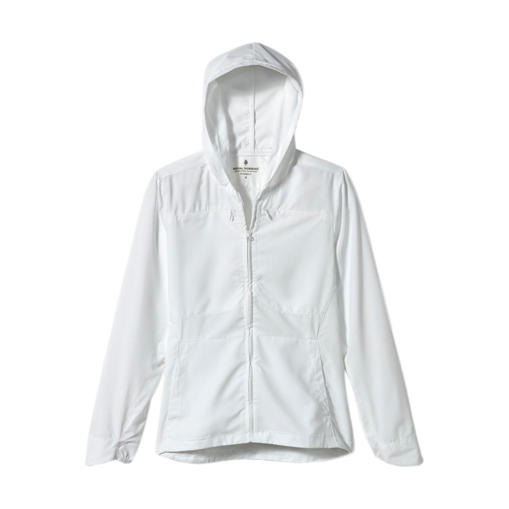 Royal Robbins Women's Expedition Hoody WHITE_10