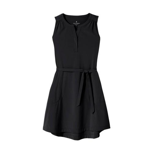 Royal Robbins WomenÕs Spotless Traveler Tank Dress Jetblack_37