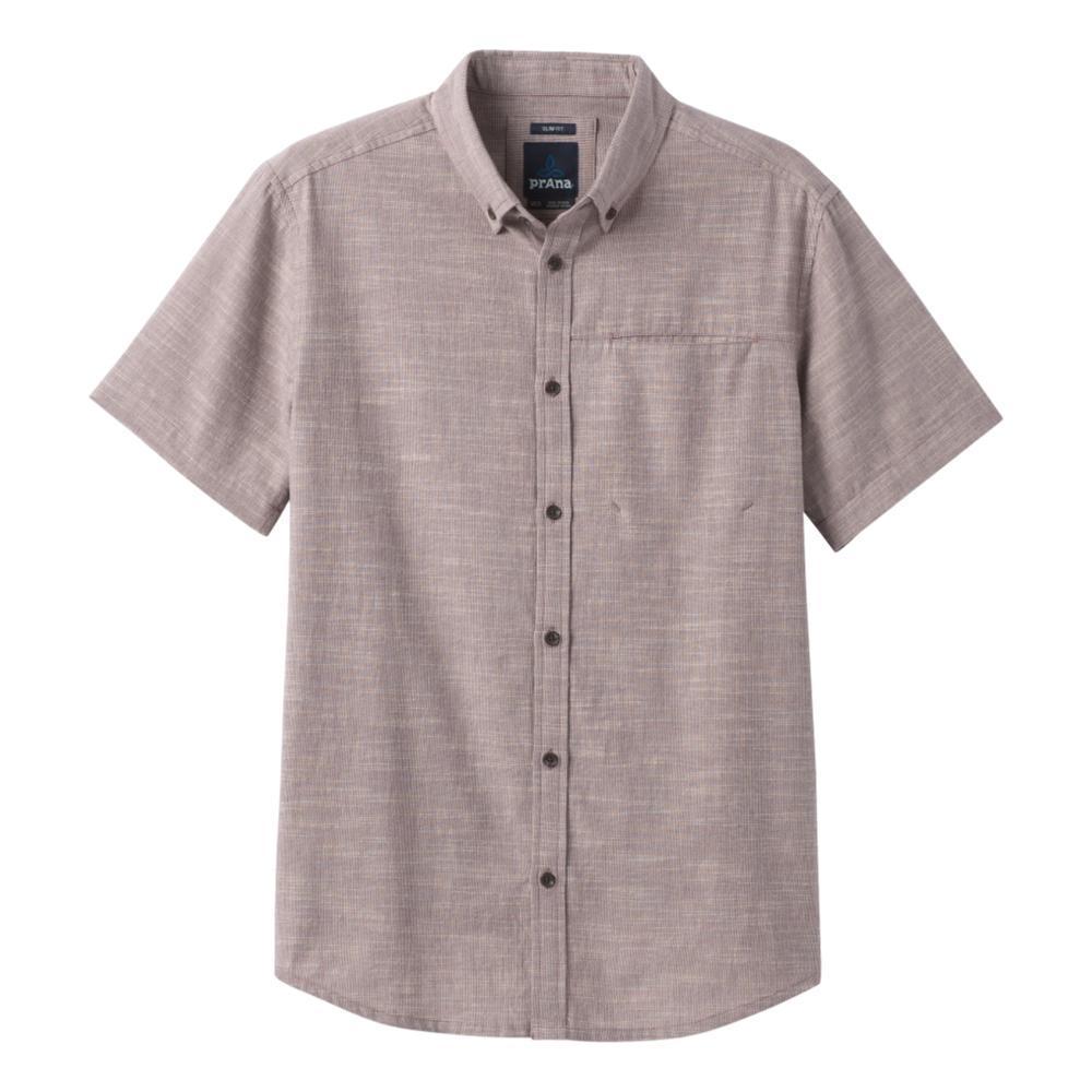 prAna Men's Agua Shirt - Slim SHADOW