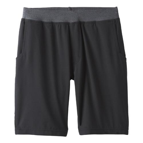 prAna Men's Super Mojo Shorts II Black
