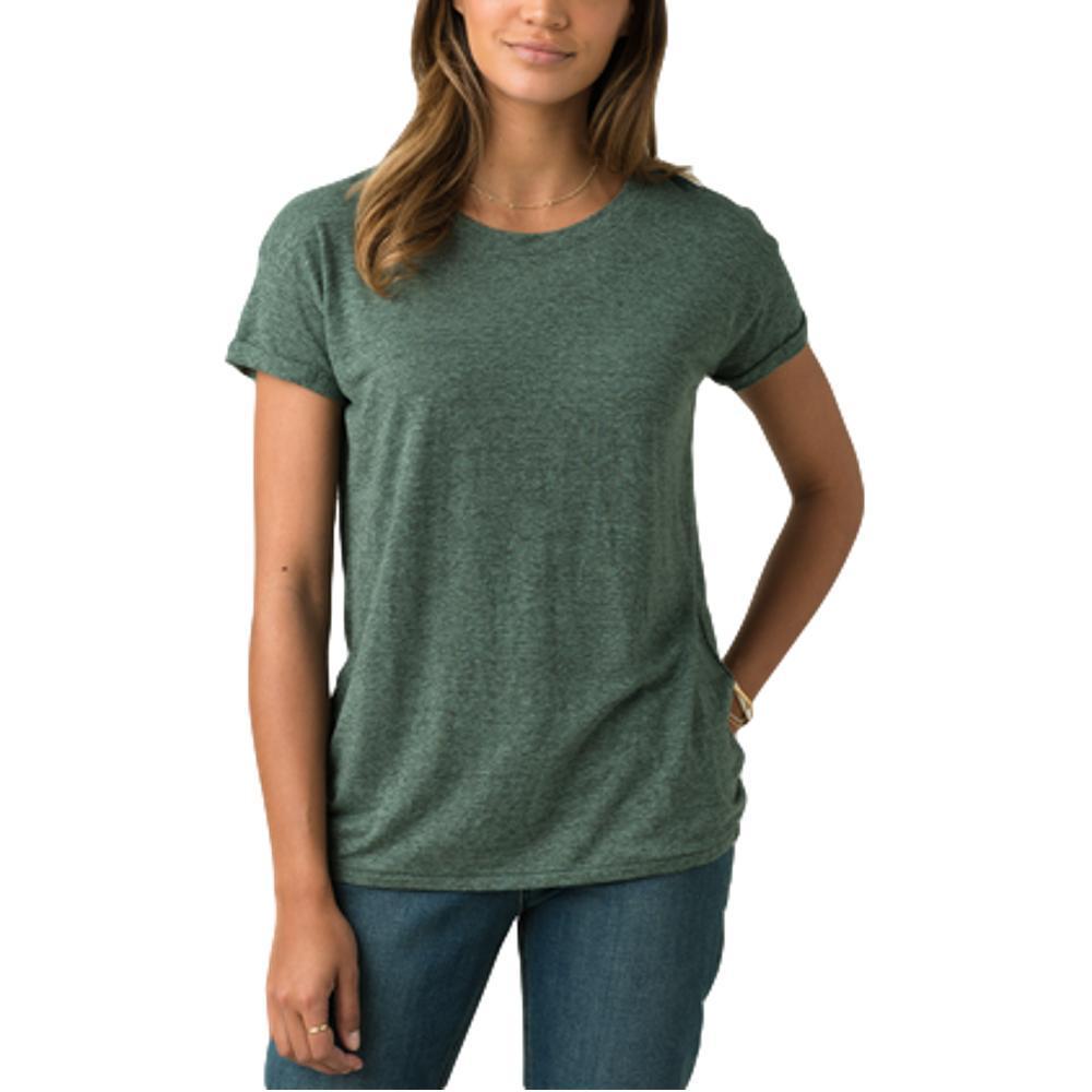 prAna Women's Cozy Up T-Shirt CANOPYHTHR