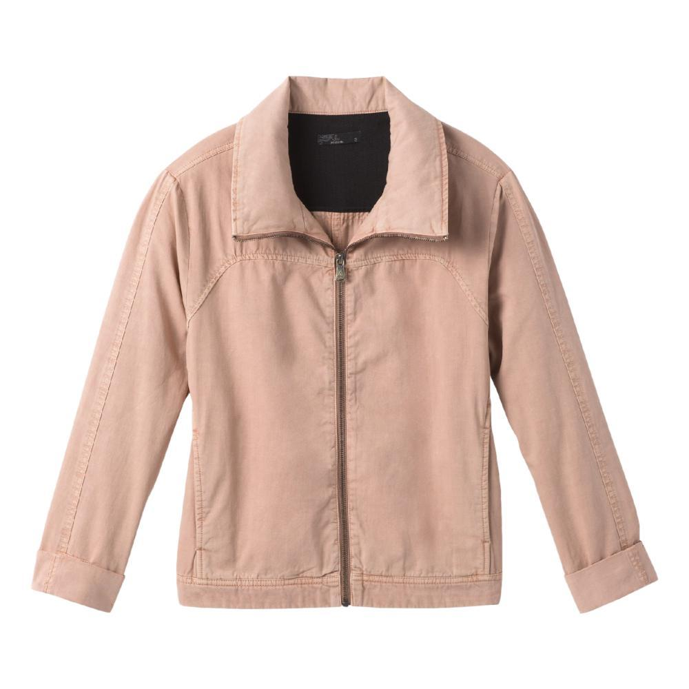 prAna Women's Lookout Jacket CHAMPAGNE
