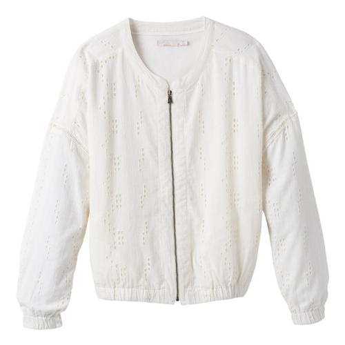 prAna Women's Barlow Jacket Softwhite