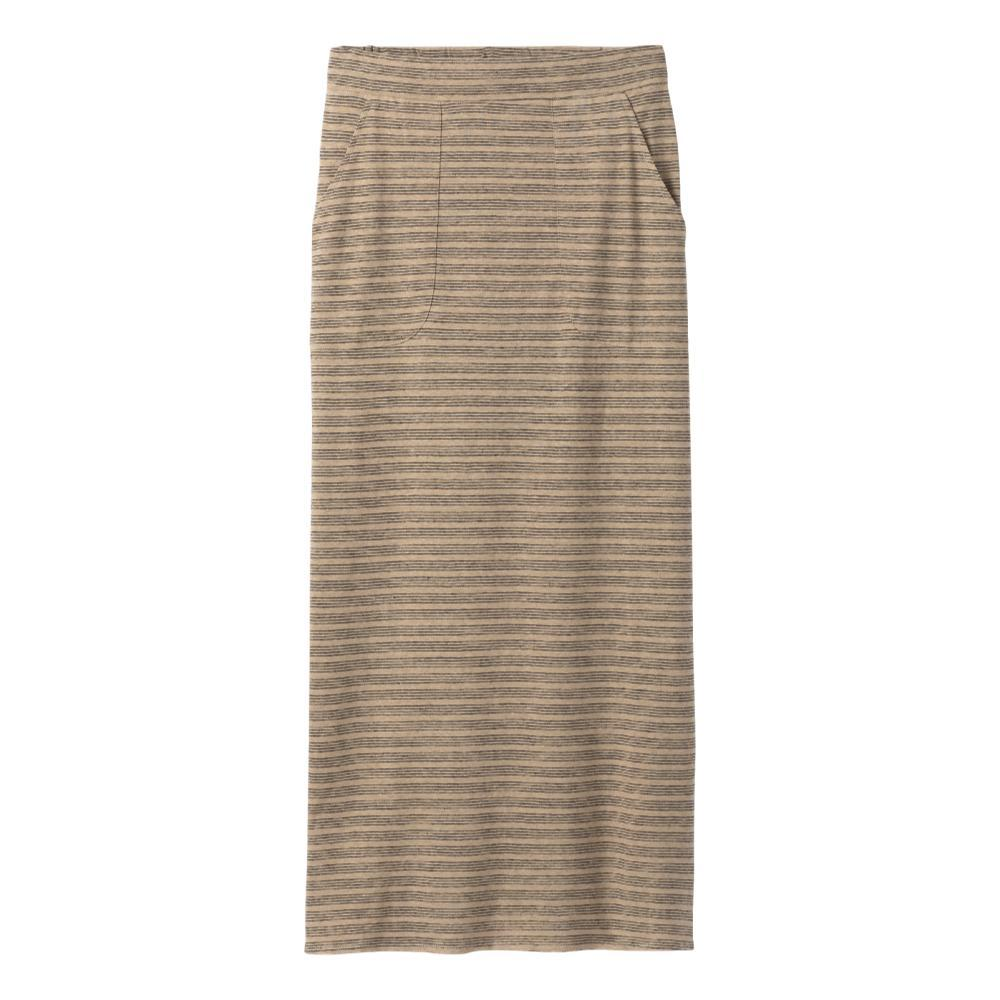 prAna Women's Tulum Skirt DARKKHAKI