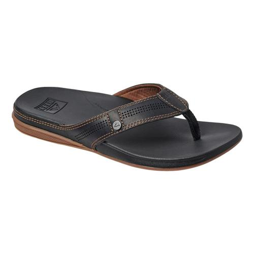 Reef Men's Cushion Bounce Lux Sandals Blk.Brn_bkb