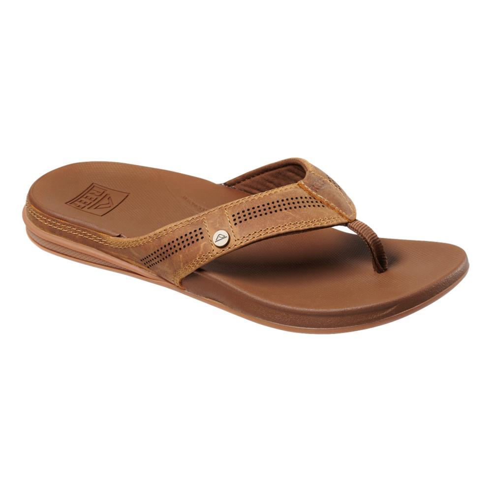 Reef Men's Cushion Lux Sandals TOFFEE_TFF