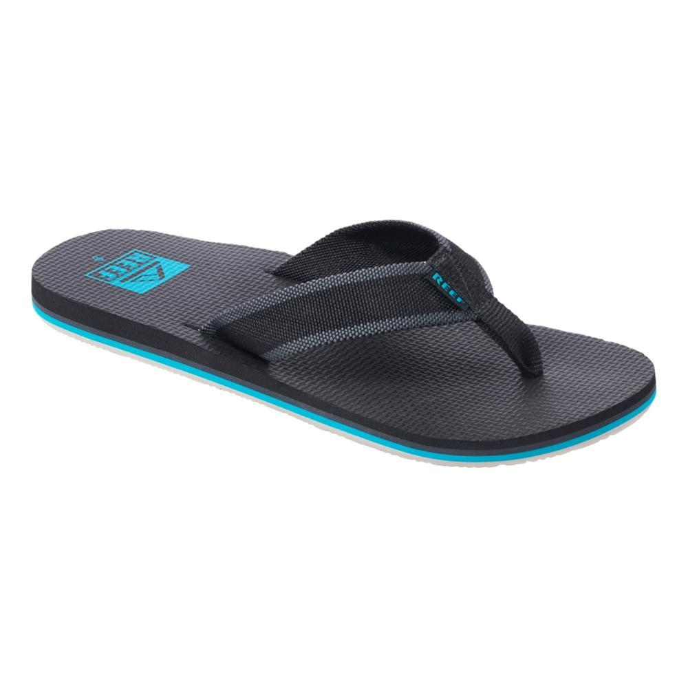 Reef Men's Beach Woven Sandals BLK.AQU_BQU