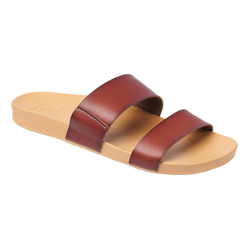 Reef Women's Cushion Bounce Vista Sandals RUST_RUS