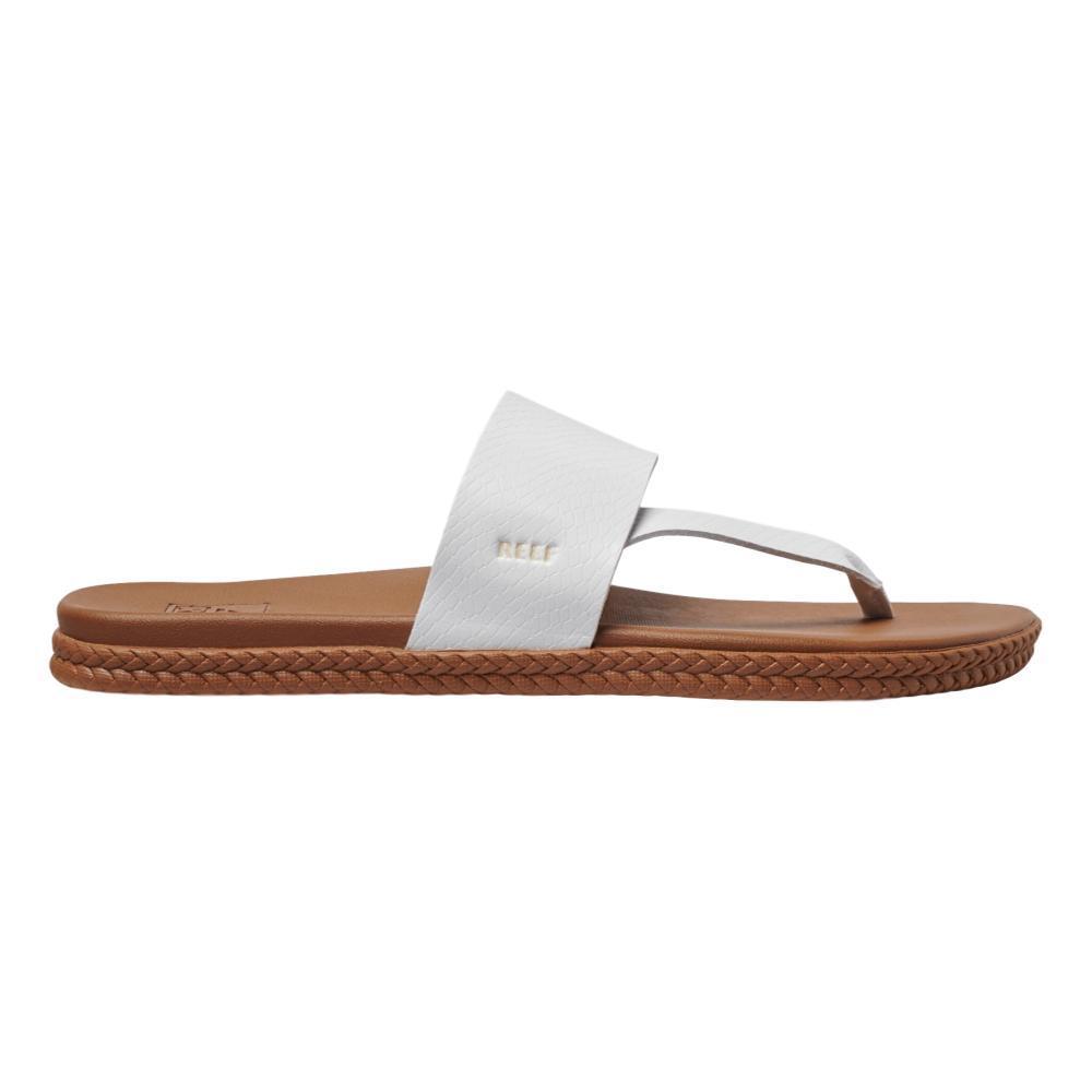 Reef Women's Cushion Vista Sol Sandals WHITE_WSN
