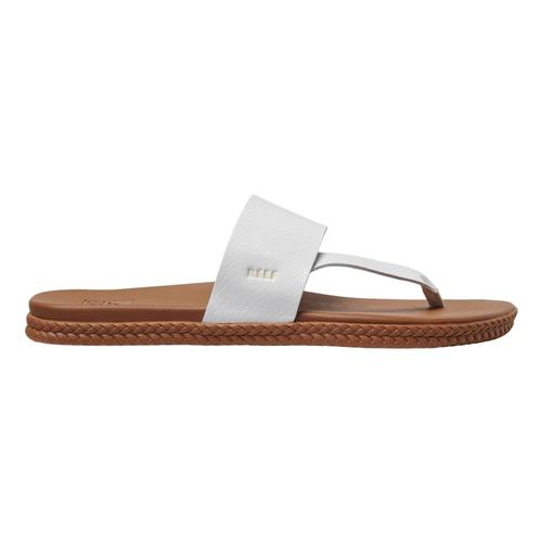 Reef Women's Cushion Vista Sol Sandals White_wsn
