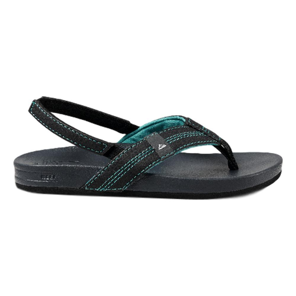 Reef Toddlers Little Cushion Bounce Sandals BLKBLU_BKU