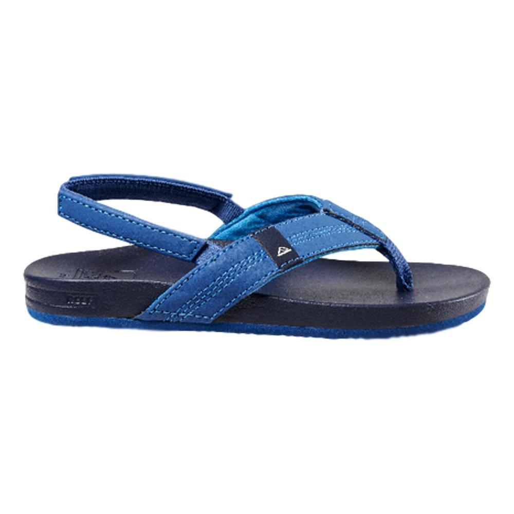Reef Toddlers Little Cushion Bounce Sandals NAVY_NAV