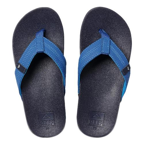 Reef Kids Cushion Bounce Sandals Navy_nav