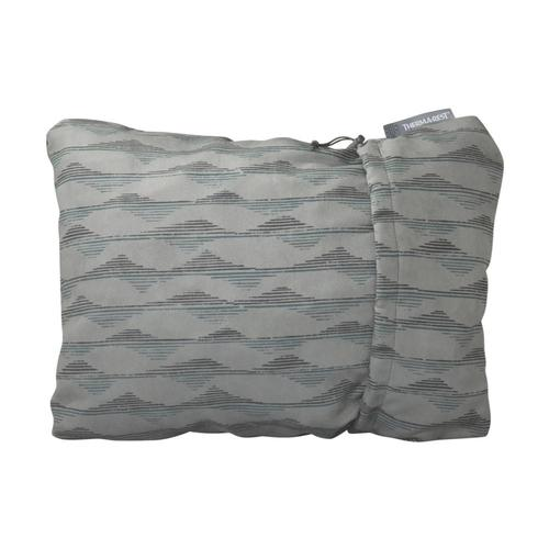 Therm-a-Rest Compressible Pillow - Medium Gry_mtn_prnt