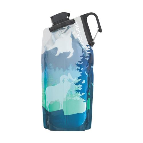 Platypus DuoLock SoftBottle - 1L Bighorn_blue