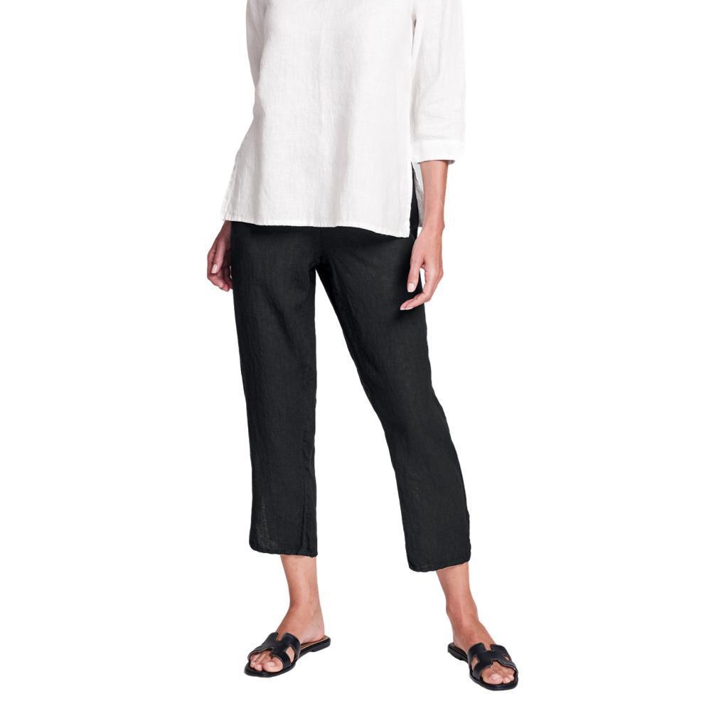 FLAX Women's Ankle Pants BLACKHAND