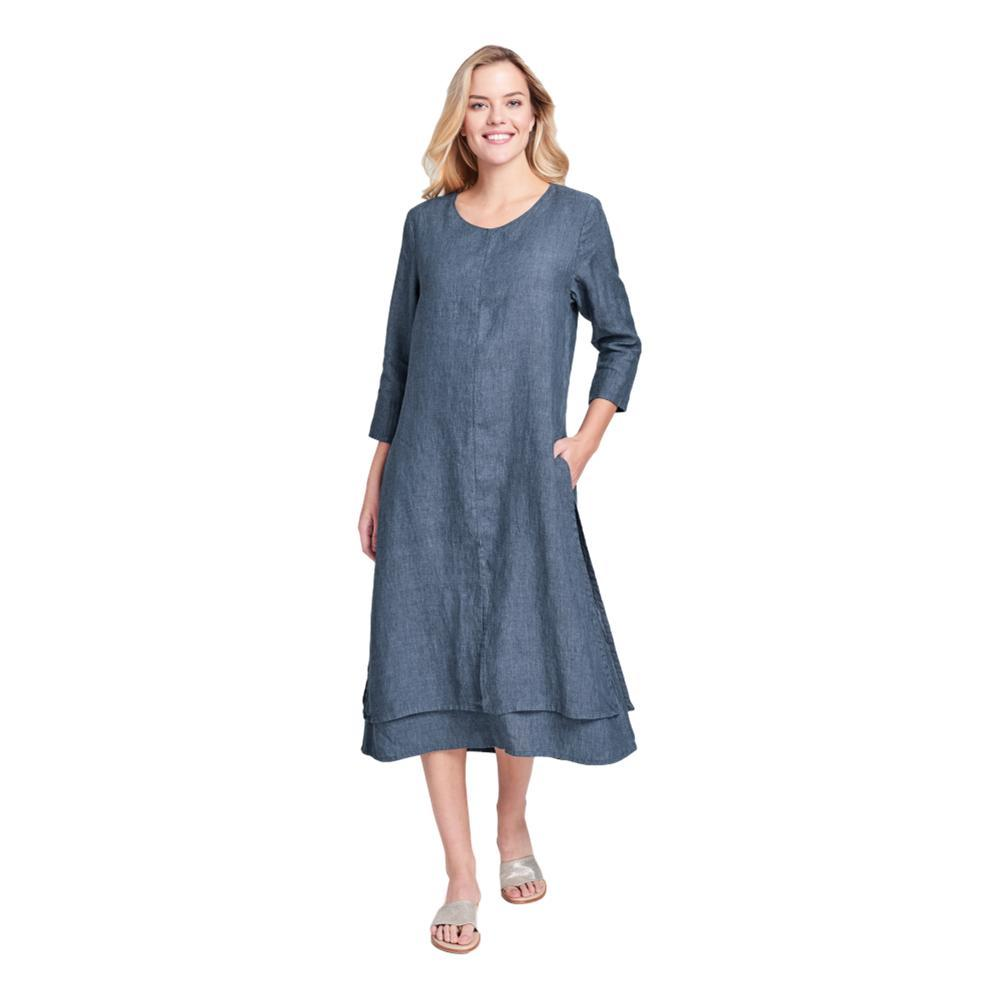 FLAX Women's Encore Dress DENIMDYE