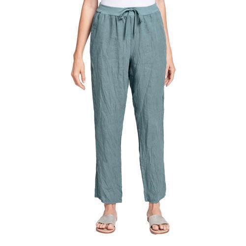 FLAX Women's Urban Slims Pants Jade