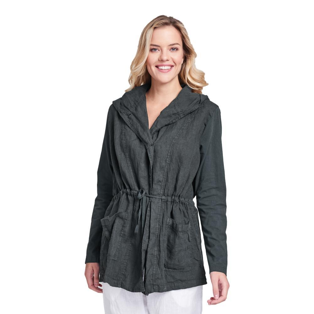 FLAX Women's Boardwalk Jacket FADEDBLACK