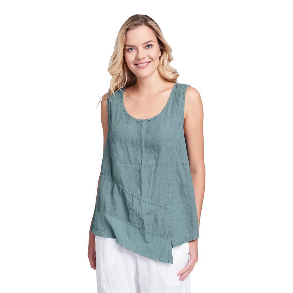 FLAX Women's Astoria Tank JADE