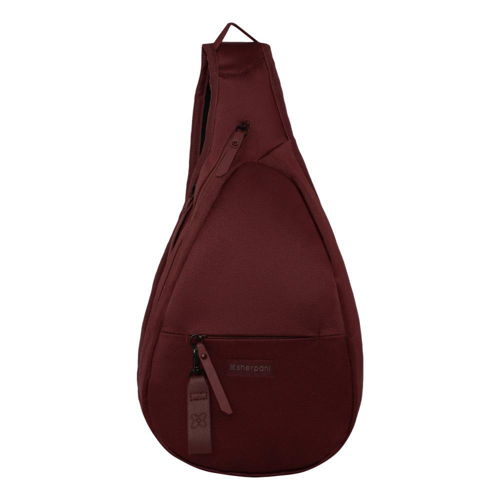 Sherpani Alpina Esprit Crossbody Backpack VINO