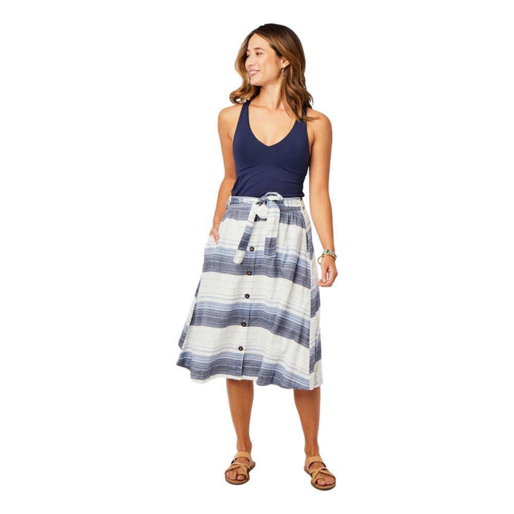 Carve Designs Women's Amaya Skirt NAVY_420
