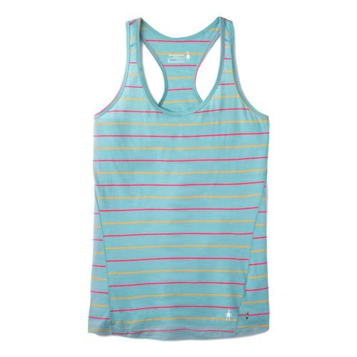 Smartwool Women's Merino 150 Base Layer Tank Wablue_d53