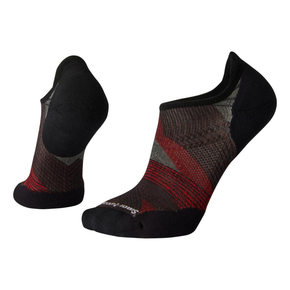 Smartwool Men's PhD Run Light Elite Circuit Board Print Micro Socks WOODSM_B84