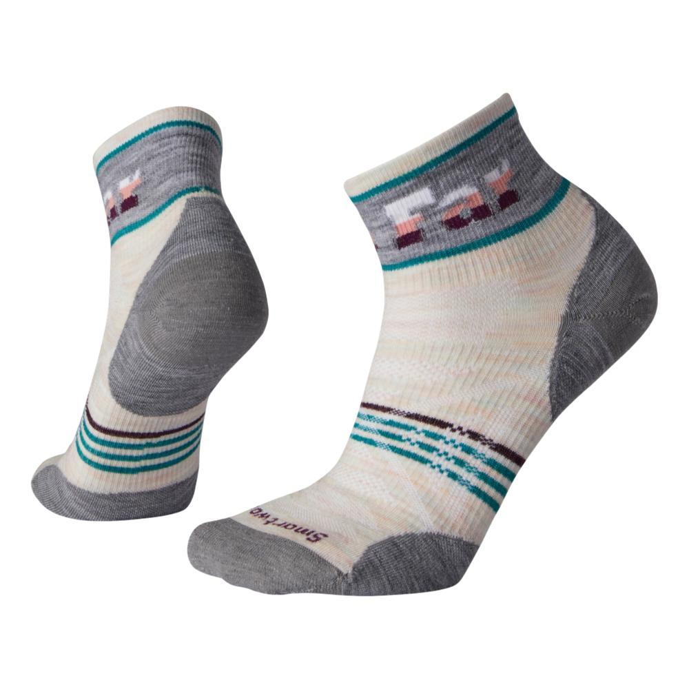 Smartwool Women's PhD Outdoor Ultra Light Pattern Mini Hiking Socks MOONBE_A81
