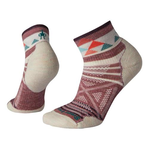 Smartwool Women's PhD Outdoor Light Pattern Mini Socks Norose_a32
