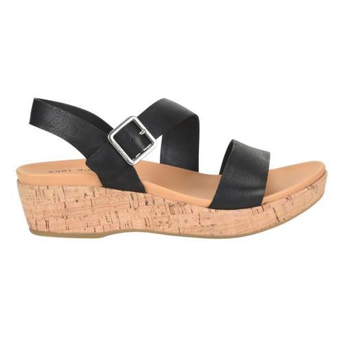 Kork-Ease Women's Minihan Sandals Black